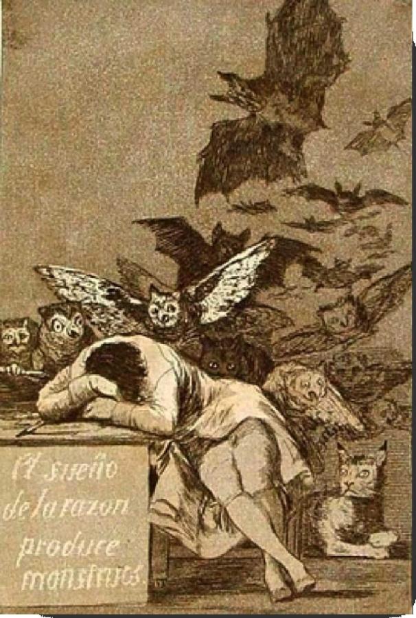 sueño-recurso-narrativo-sueño-de-la-razon-Goya